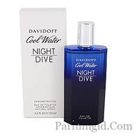 Davidoff Cool Water Night Dive Men EDT 125ml TESTER (ORIGINAL)