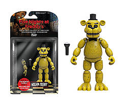 Іграшки 5 ночей з Фредді, Золотий Фредді / Funko Five Nights at freddy's,Golden Freddy