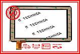 Тачскрін 186x111mm 30pin FPC-TP070098 TPT070-134 Чорний, фото 2