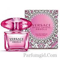 Versace Bright Crystal Absolu EDP 90ml (ORIGINAL) (парфюмированная вода Версаче Брайт Кристал Абсолю оригинал)