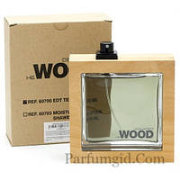 Dsquared2 He Wood EDT 100ml TESTER (ORIGINAL)