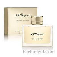 S. T. Dupont 58 Avenue Montaigne Pour Femme EDP 90ml (ORIGINAL)