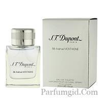 S. T. Dupont 58 Avenue Montagne Pour Homme EDT 30ml (ORIGINAL)