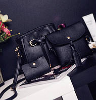Стильный набор сумок для нежных девушек
