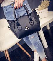 Елегантні сумки котики для модних дівчат, фото 3