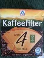 Бумажные фильтры для кофеварок № 4