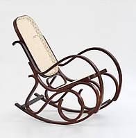 Кресло качалка MAX BIS orzech