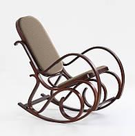 Кресло качалка MAX BIS PLUS orzech