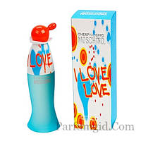 Moschino Cheap and Chic I Love Love EDT 100ml (ORIGINAL)