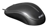Мышка Sven CS-301 чёрная, USB