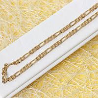 014-0649 - Цепочка позолота плетение Картье, 45.5 см