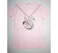 Детские футболки для девочек 4 - 7лет,  Венгрия Emma girl 7798 116/122