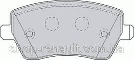 Тормозные колодки передние Duster 4x2 / Logan MCV PROFIT - 5000-1617