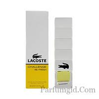 Lacoste Challenge Re/Fresh EDT 90ml (ORIGINAL)