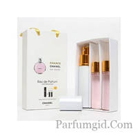 Chanel Chance Eau Tendre EDP 45ml MINI (3х15мл)