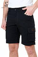 Короткие мужские шорты F&F Laguna, черные