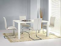 Стол RONALD biały 120/80