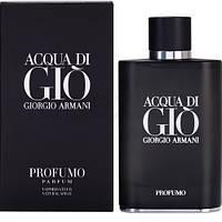 Giorgio Armani Acqua di Gio PROFUMO PARFUM 125ml  (духи Джорджио Армани Аква ди Джио Профумо)