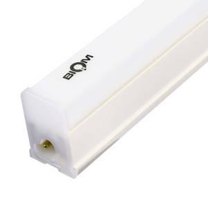 Светильник светодиодный линейный Biom Т5 6W 300мм 6200K пластик