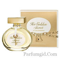 Antonio Banderas Her Golden Secret for Women EDT 50ml (ORIGINAL)