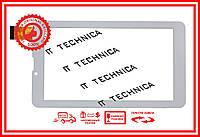 Тачскрин TeXet X-pad NAVI 7.2 3G TM-7079 БЕЛЫЙ