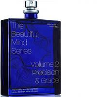 Escentric MoleculesThe Beautiful Mind Series Volume 2 Precision & Grace EDP 100ml TESTER (ORIGINAL)