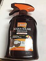 Спрей для загара Aqua Solare из Италии