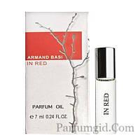 Armand Basi In Red EDT 7ml (ORIGINAL)