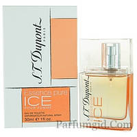 S. T. Dupont Pour Femme Essence Pure Ice EDT 30ml (ORIGINAL)