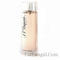 S. T. Dupont Pour Femme Essence Pure EDT 100ml TESTER (ORIGINAL)