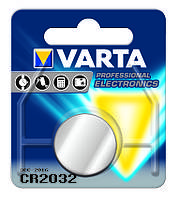 Батарейка VARTA CR 2032 BLI 1 LITHIUM