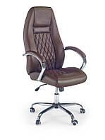 Кресло ODYSEUS ciemno brązowy