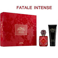 Agent Provocateur Fatale Intetnse SET (EDP 50ml + BODY LOTION 100ml) (ORIGINAL)