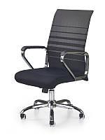 Кресло VOLT czarno - popielaty