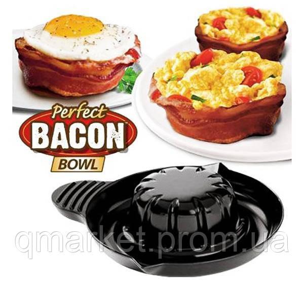 Набор форм для выпечки Perfect Bacon Bowl (съедобная тарелка из бекона) - Интернет-магазин «Qmarket» в Одессе