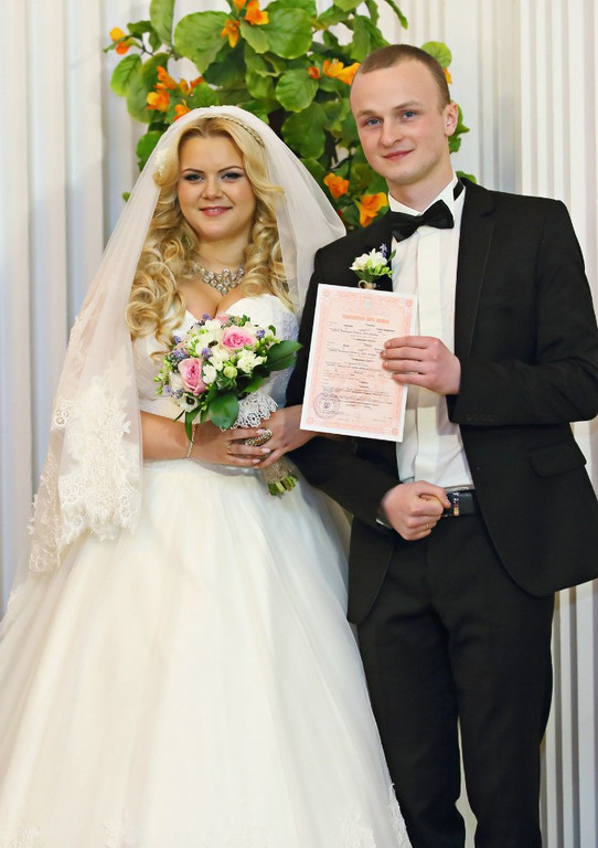 Наши женихи и невесты 4