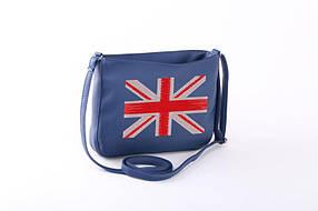 Маленькая женская сумка «Britain»/ сумочка на плечо