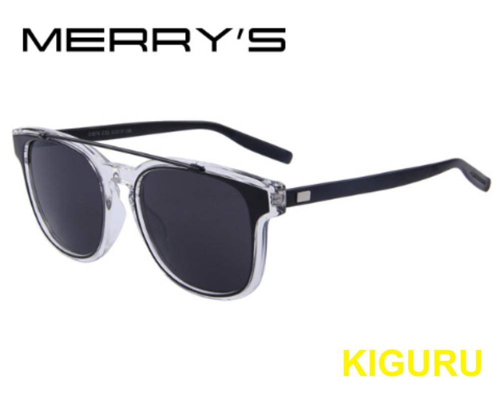 Cолнцезащитные очки MERRY'S Черные