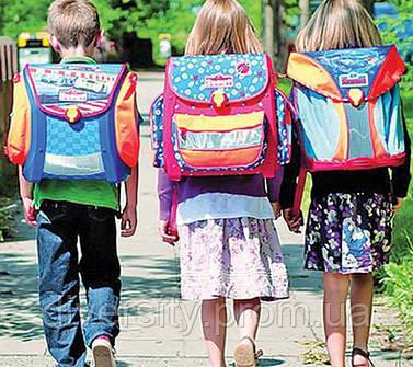 Каркасный ранец или как переложить груз книг с плеч своего ребенка.