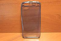 Силиконовый чехол накладка бампер для Lenovo A2020 / Vibe C черный