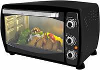 Электрическая мини-печь Astor CZ 1540 B/R, мини печь духовка для дома, мини-печь противень для пиццы