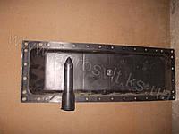 Бачек радиатора ЮМЗ (нижний) пластиковый