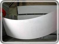 Магнезитовая плита Украина Эконом І смл, 10 мм 920х1840