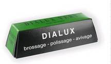 Паста полировальная зеленая DIALUX