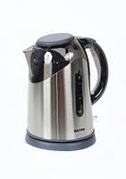 Электрочайник Astor EK 1558 Inox, чайник электрический из нержавеющей стали, электрочайник 1,7 л