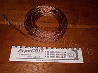 Провод плетенный (массы) 10 мм. кв., кат. № АМГ-10  трактора, грузовой машины, тягача, эскаватора, спецтехники