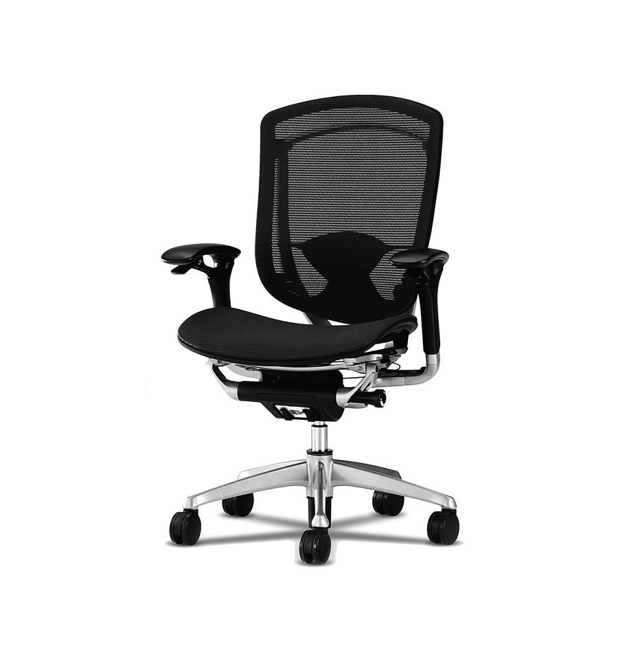 Кресло руководителя OKAMURA CONTESSA Mesh Black