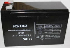 Акумуляторна батарея KSTAR 12V 7AH