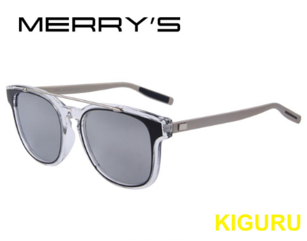 Солнцезащитные очки MERRY'S Серые