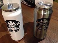 Термос бутылка Нержавеющая сталь Starbucks H-184